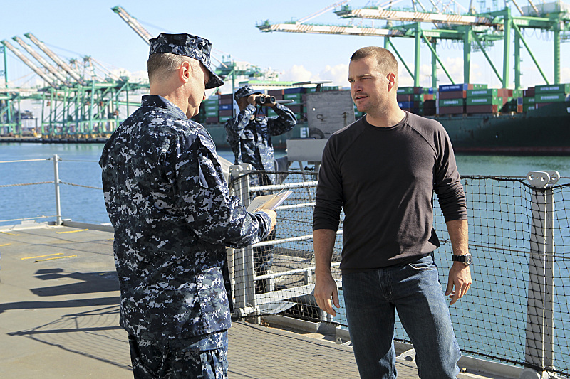 NCIS: LOS ANGELES - Free Ride (4x10)