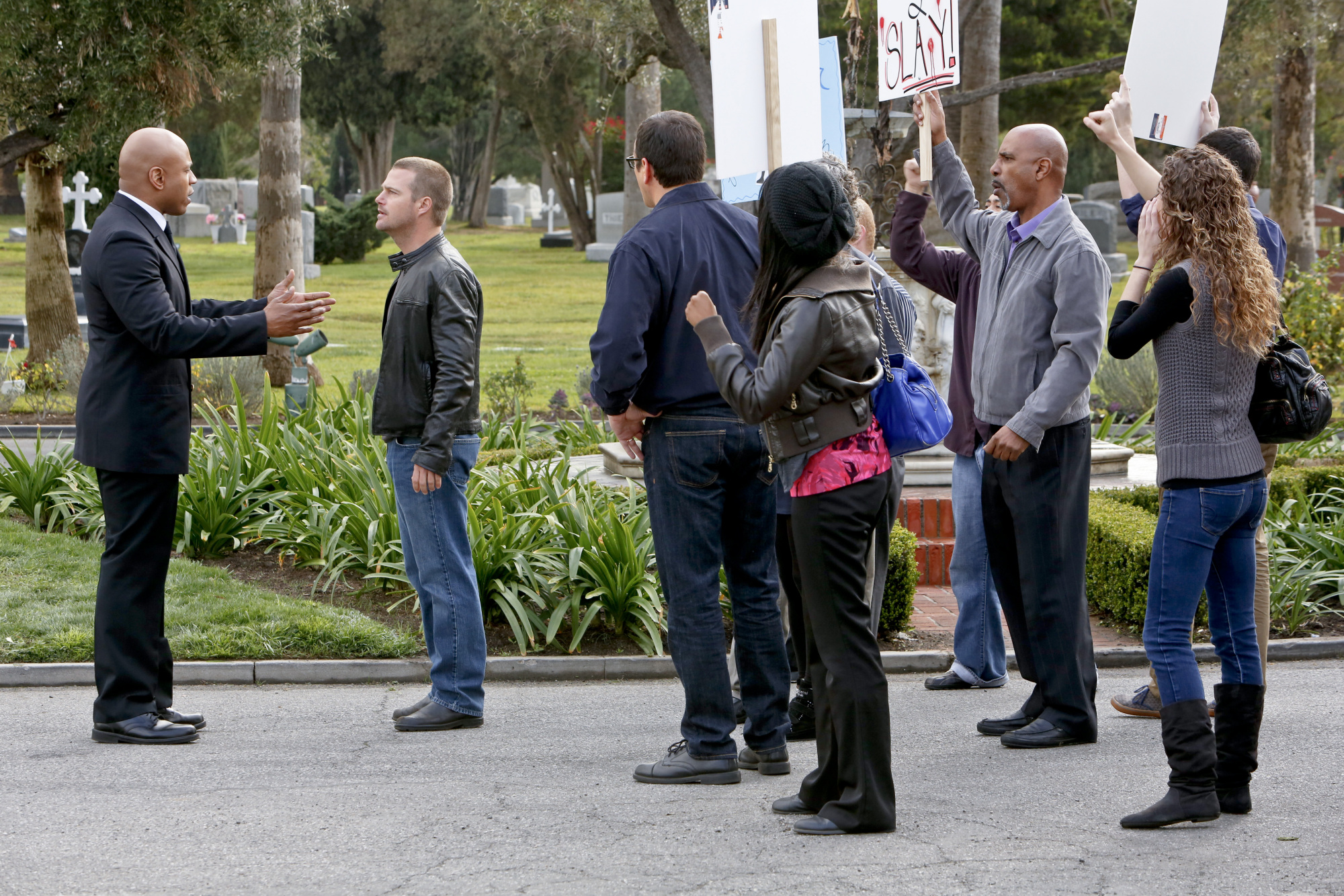 NCIS: LOS ANGELES - Season 4 - Episode 20