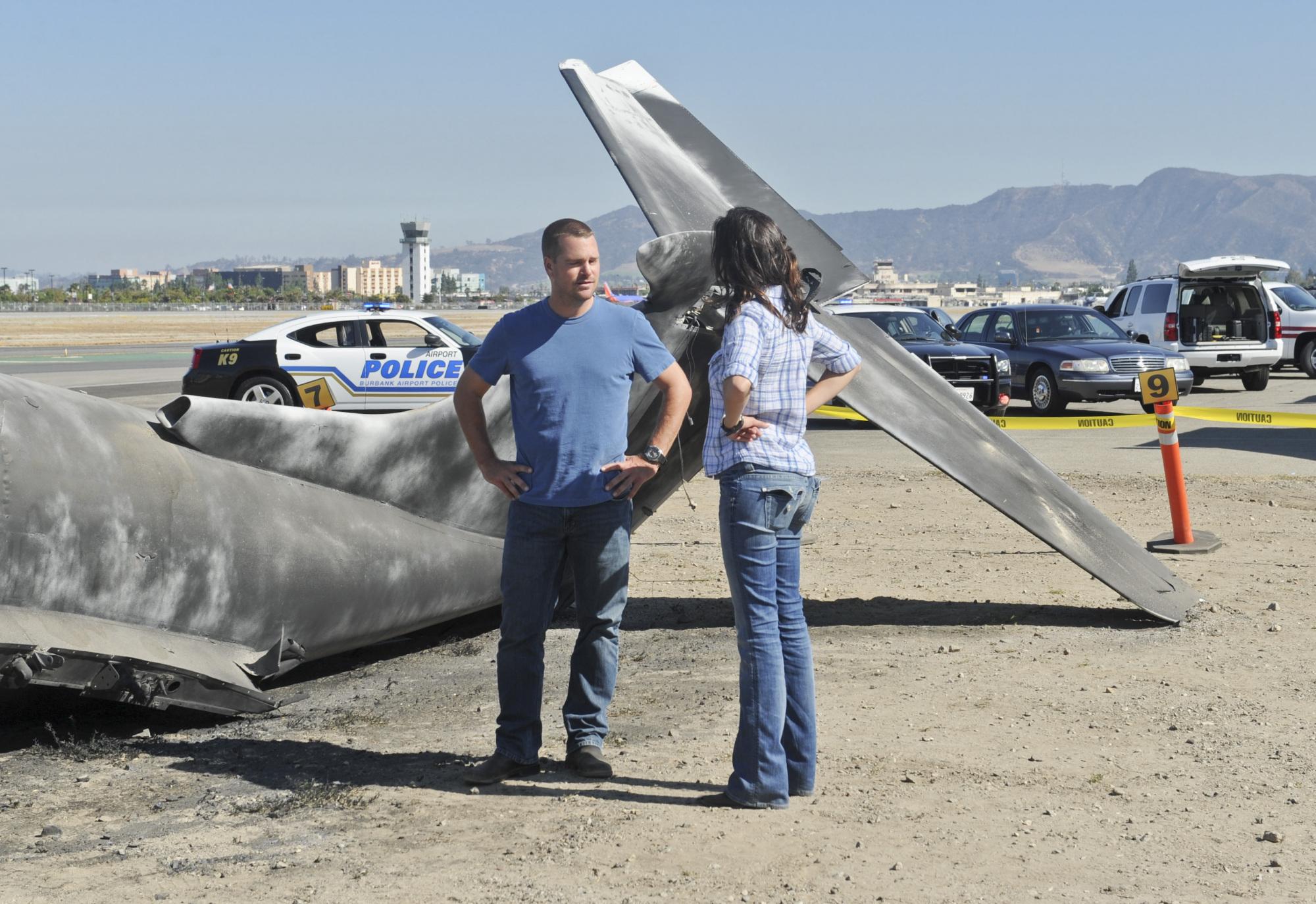 "NCIS: Los Angeles Season Five Episode Two ""Impact"" Promo Picture"