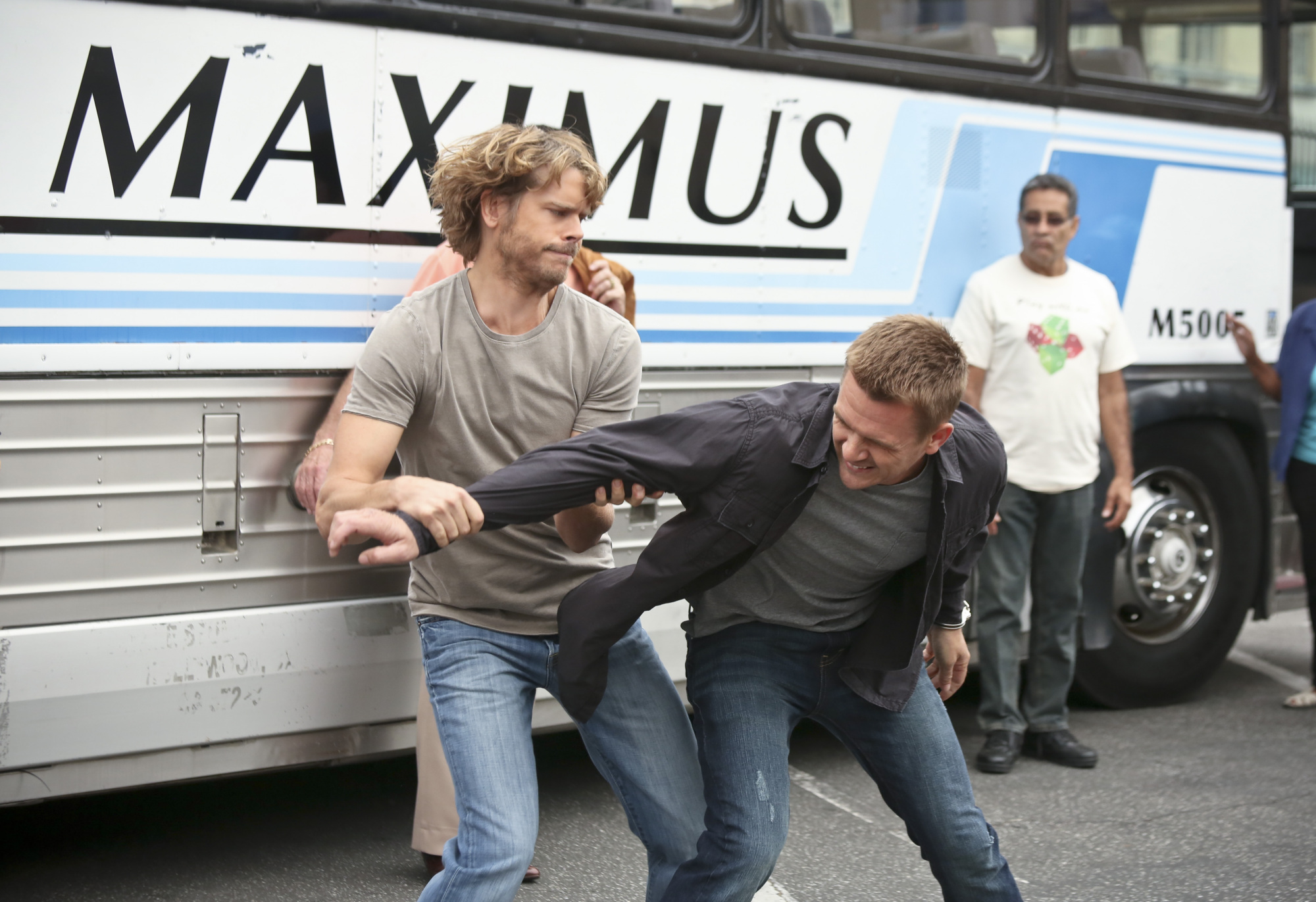 "NCIS Los Angeles Season Five Episode Four ""The Livelong Day"" Promo Picture"