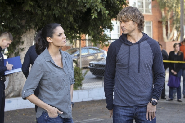 "NCIS Los Angeles ""The Frozen Lake"" Season 5 Episode 10"