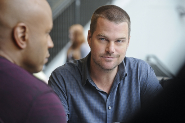 NCIS Los Angeles 'One More Chance' Promo Picture