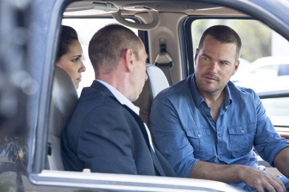"NCIS Los Angeles Season Five Episode ""Ascension"""