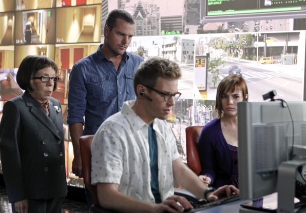 "NCIS Los Angeles Season Five Episode ""Ascension\"""