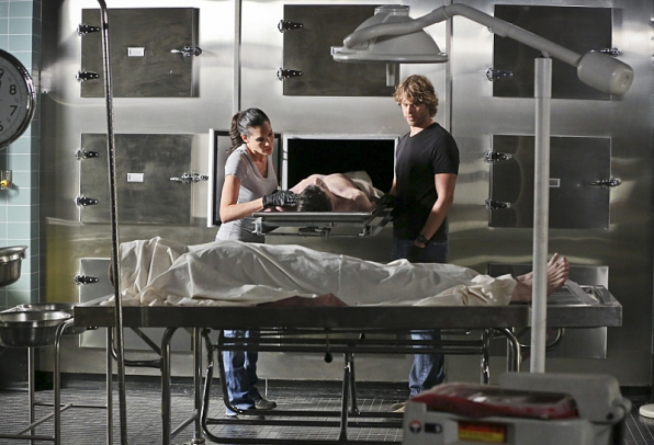 "NCIS Los Angeles ""Inelegant Heart"" Promo Picture"