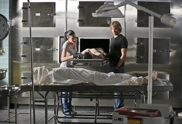 "NCIS Los Angeles ""Inelegant Heart"" Promo Picture"