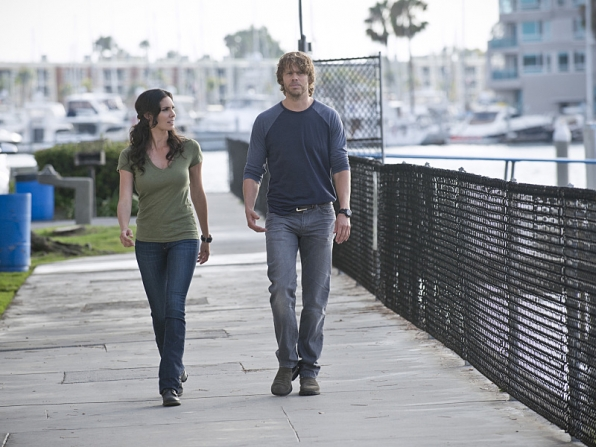 "NCIS Los Angeles ""Praesidium"" Promotional Pictures"