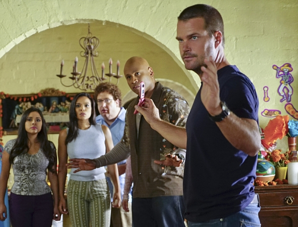NCIS Los Angeles 'Black Budget' Promotional Picture