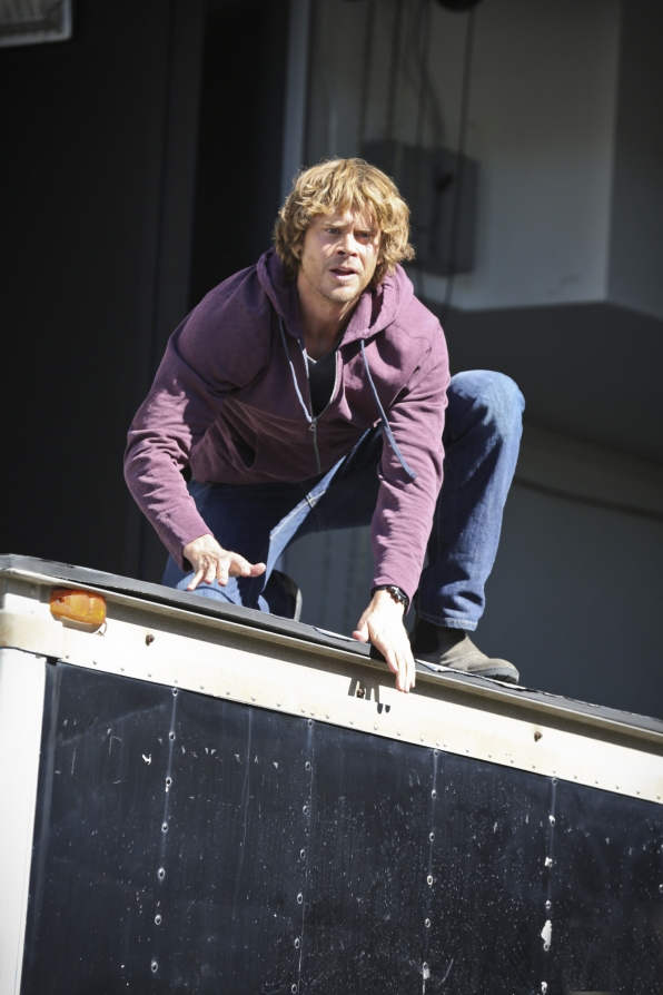 NCIS Los Angeles 'Spiral' Promotional Photo
