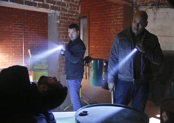 NCIS Los Angeles 'Black Wind' Promo Photo