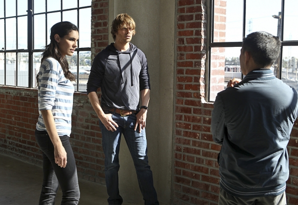NCIS: Los Angeles - Expiration Date