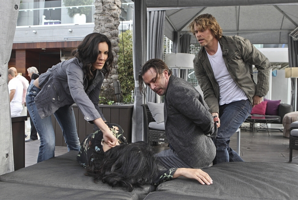 NCIS Los Angeles 'Beacon' Promo Picture