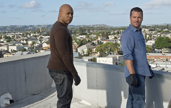NCIS Los Angeles 'Field Of Fire' Promo Picture