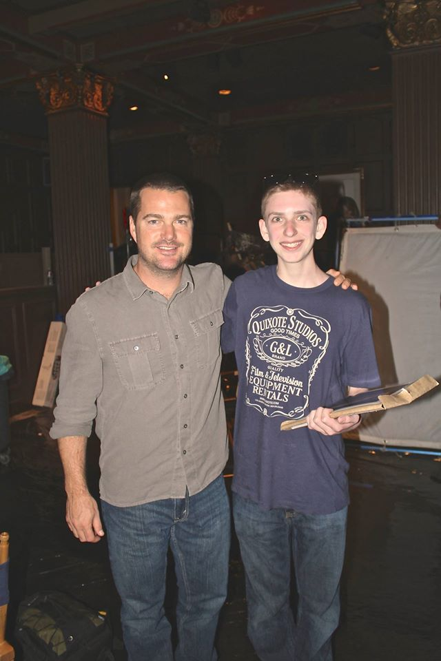 Christian and Chris ;-)