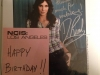 Daniela Ruah Autograph