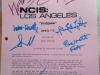 Script with Autographs
