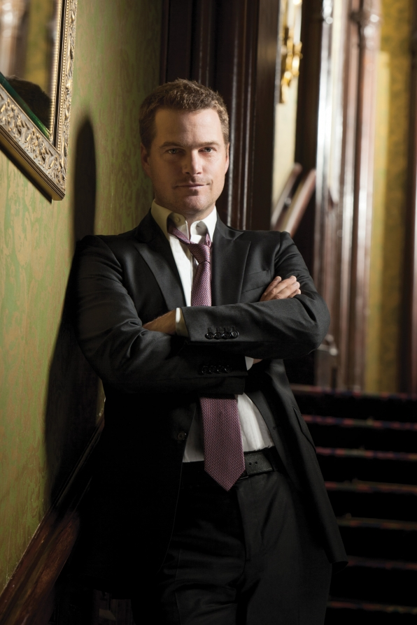 Chris O\'Donnell in Watch! Magazine (April 2013)