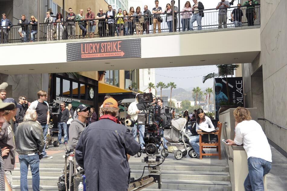 NCISLA ShowNShare Week - Day 1