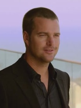 NCIS: Los Angeles actor Chris O'Donnell at Bob Hope Classic 2010