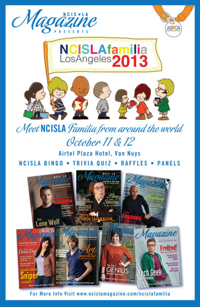 ncis los angeles familia meet up 2013