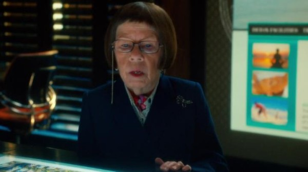 """Hetty: """"SHE [new SecNav] wants for us to make sure..."""" Thanks, Hetty, for clearing that up..."""