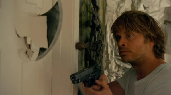 """DEEKS: """"Well, there's some good in this world, Mr. Frodo. And it's worth fighting for."""""""