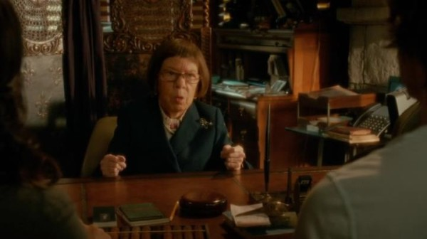 """HETTY: """"Oh, you have a wheelhouse."""""""