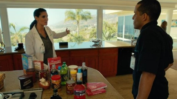 Kensi, the nutritionist
