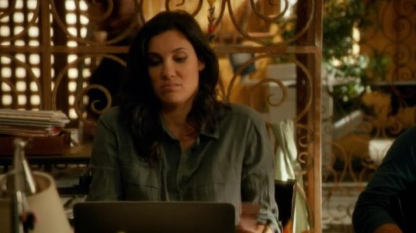 Kensi (and Deeks) speechless...