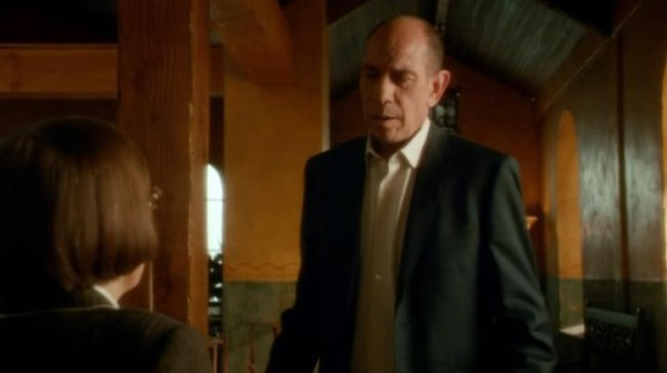 Granger is back !! I just love his interaction with Hetty... and that he always brings up things that challenge our team...