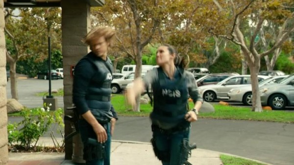 Apparently Kensi thought - YES !!