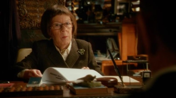 GRANGER: Seems the years have made you kind. HETTY: Have they ?