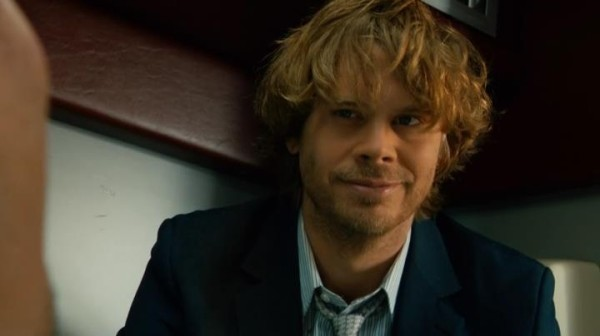 """She will wait for you."" I'm feeling Deeks begins to like this whole Frozen Lake idea... ;)"