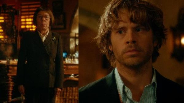 HETTY: Button up, Mr Deeks. It's cold out there. *heart breaks again*