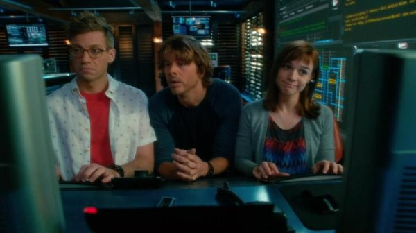 Yeah, Deeks, nice try to get something out of Nell & Eric.