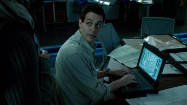 Meet NCIS Tech Operator Booker - played by Andrew Leeds (@LeedsAndrew)