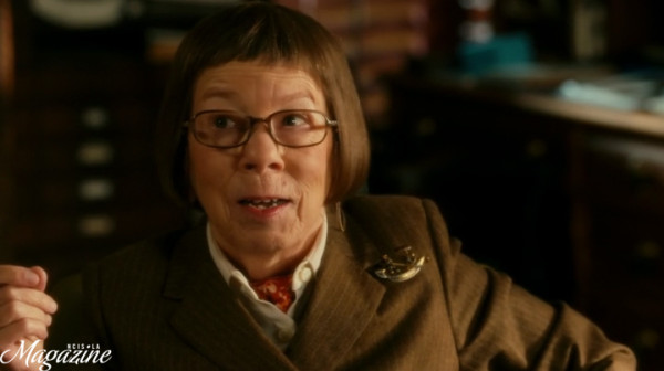 """I smiled back."" Classic Hetty !!"
