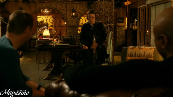 """""""I'll be back before you can burn this place down."""" Hetty knows her tribe..."""