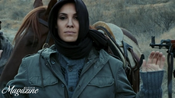 Uh-oh... Kensi being kidnapped... it's getting worse...