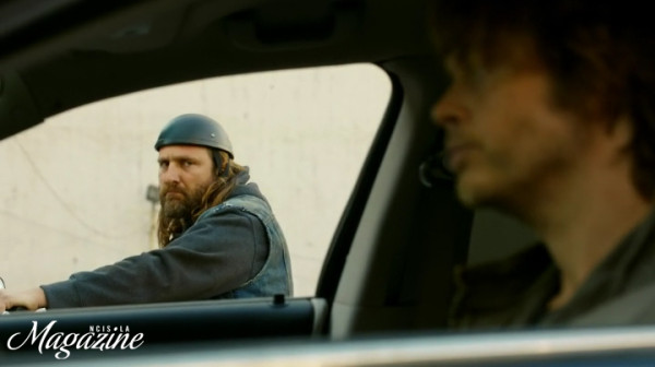 NCISLA going SOA... I LIKE !!