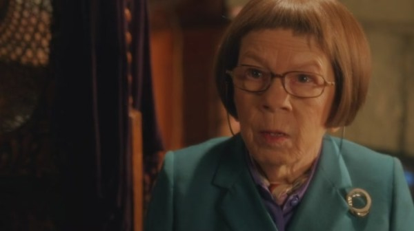 """For some they are just history. For me they're names and faces."" That's OUR HETTY !!"