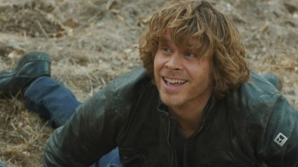 Deeks, catching bad guys.