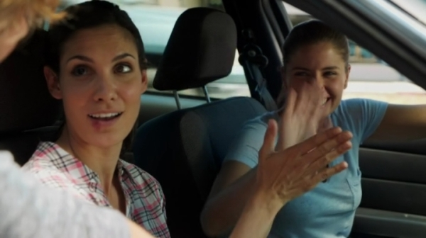 Kensi and Thalia teaming up? Run, Deeks, run! ;)