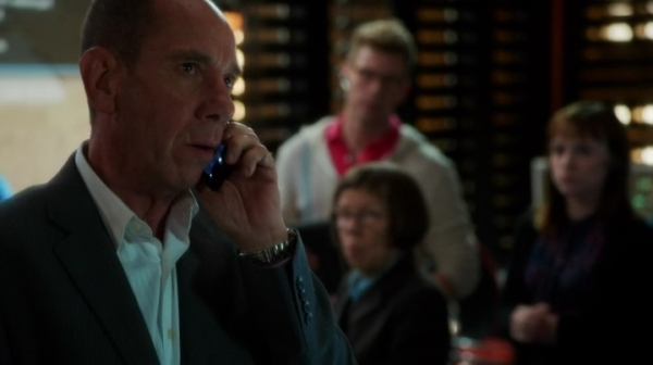 Kudos to Granger for really doing everthing he can... chopper, calls and all...