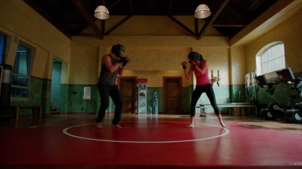 "Kensi and Deeks ""dancing""..."
