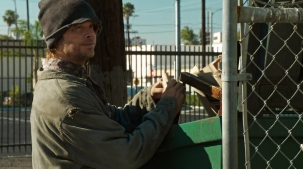 Homeless Deeks is back...