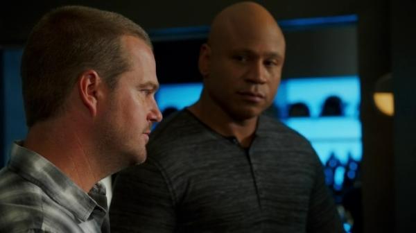 Sam and Callen 'going rogue'... #HappyFace