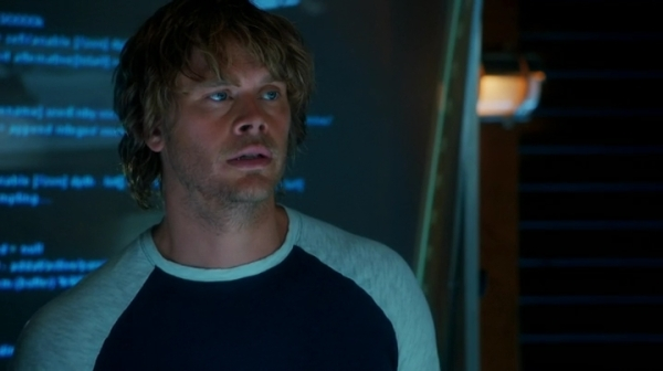 """We have to think like the FBI."" Deeks has a point there..."