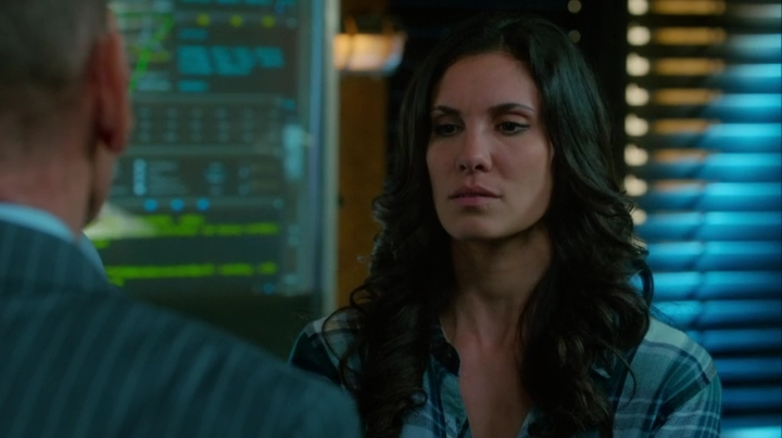 "Reminding Kensi who the ""PTSD story goes"" ?? Not nice, Granger !!"