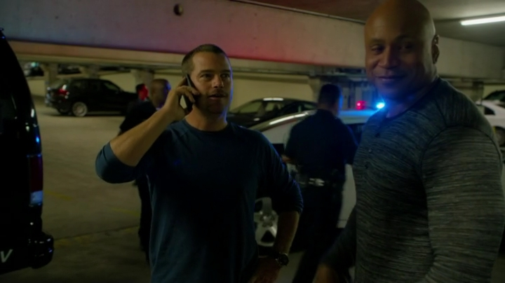 The understanding Uncle Callen... ROFL